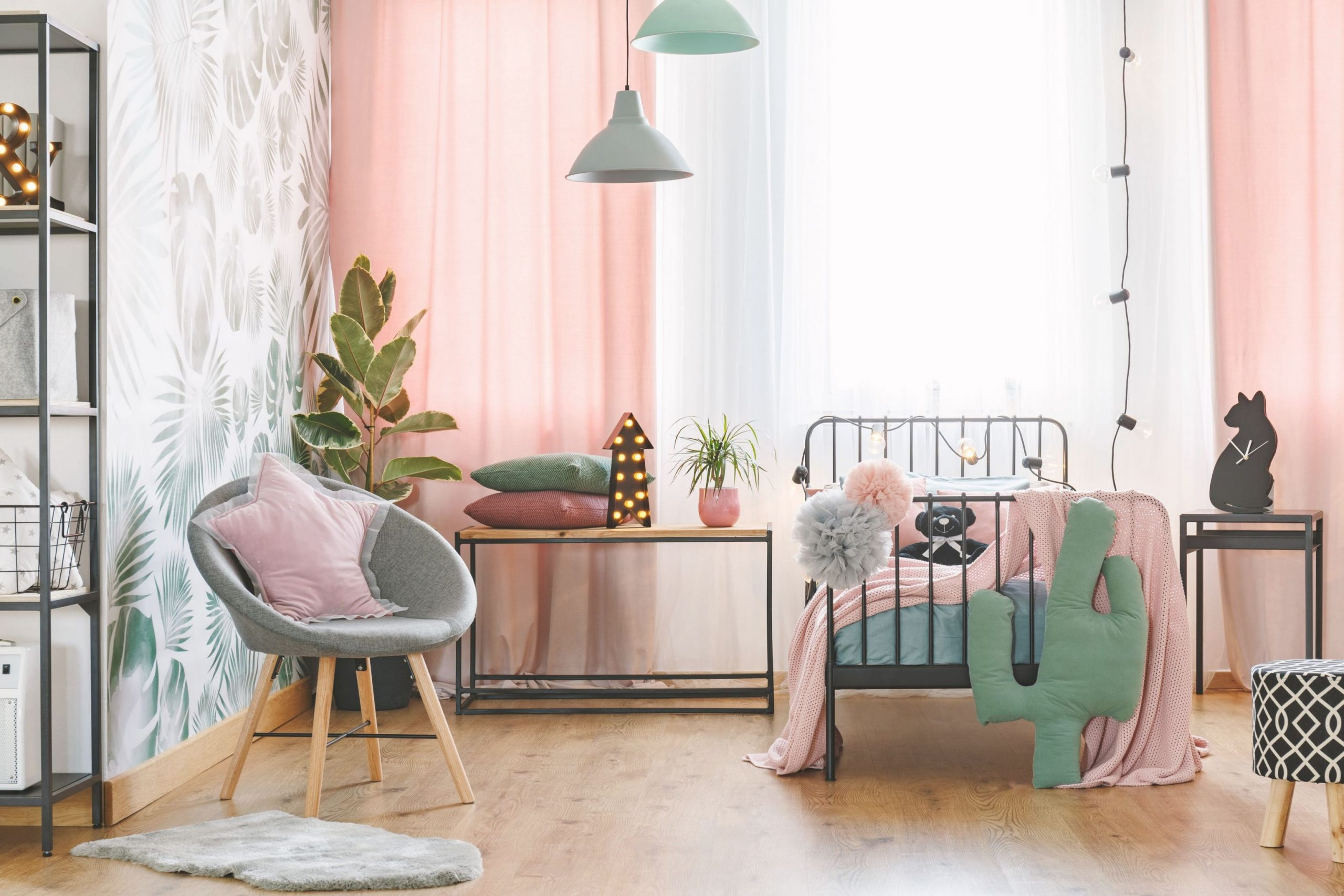 15 Girls' Room Ideas — Baby, Toddler & Tween Girl Bedroom throughout Beautiful Bedroom Decorating Ideas For Girls