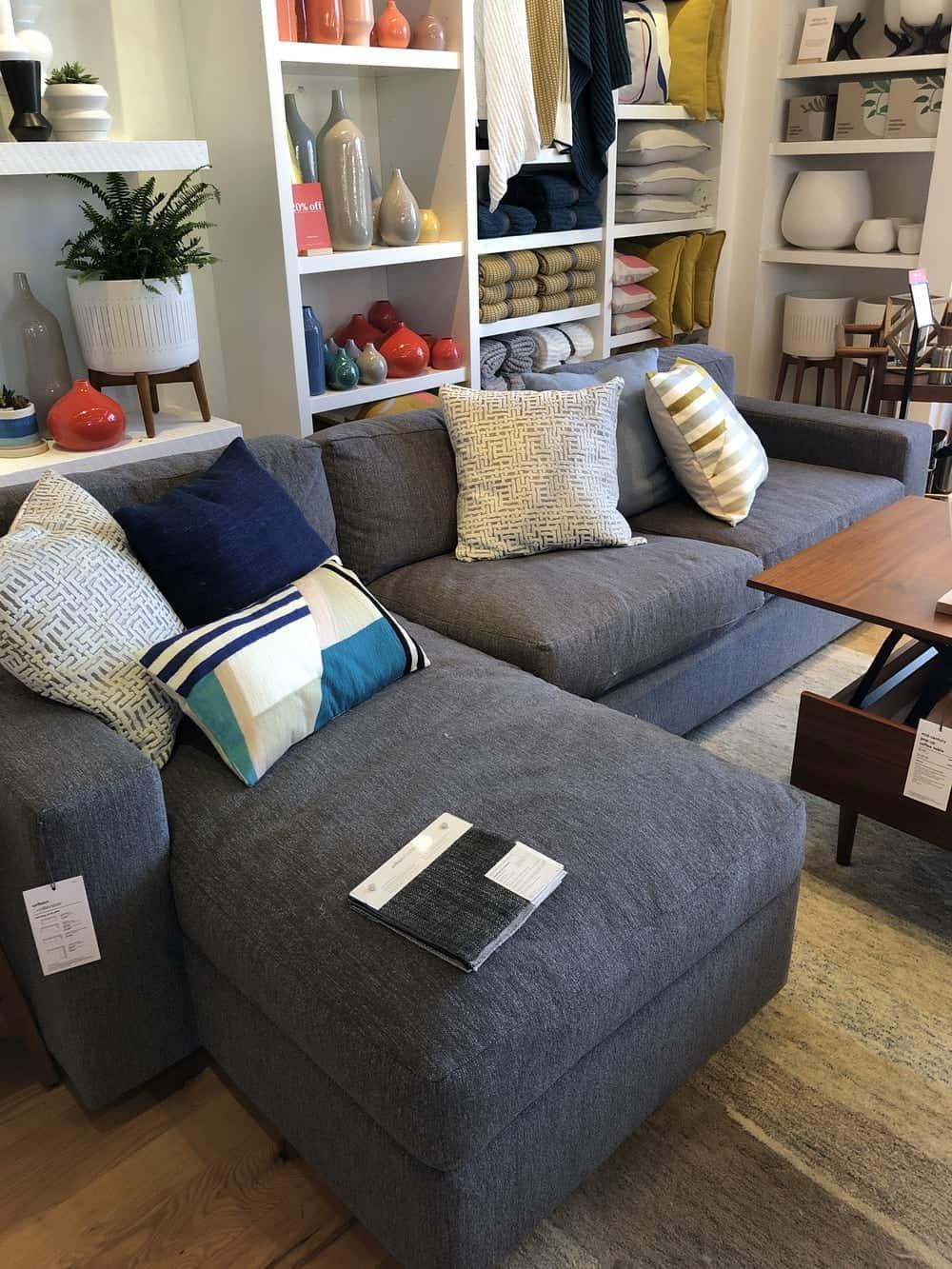 Urban sofa by west elm