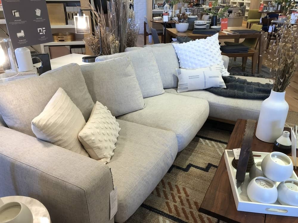 Newport sofa by west elm