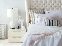 18_White-Color-Decorating-Room-Ideas-Bedroom-Luxurious with Lovely Feminine Bedroom Decorating Ideas