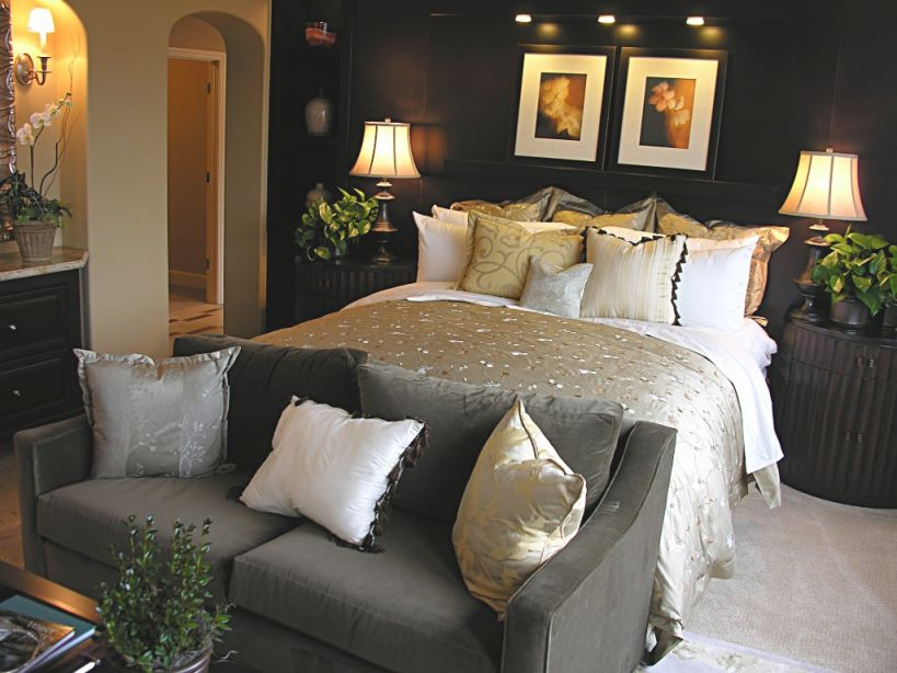 20 Inspirational Bedroom Decorating Ideas pertaining to New Decorating Master Bedroom Ideas