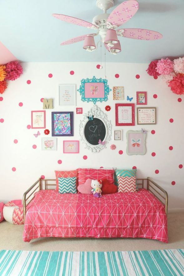 20+ More Girls Bedroom Decor Ideas | Girl Bedroom Designs with Beautiful Bedroom Decorating Ideas For Girls