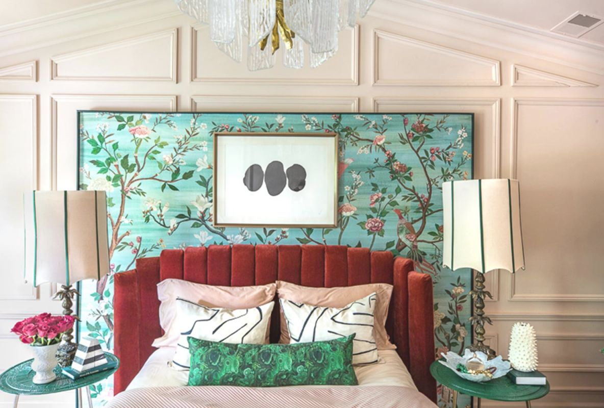 20 Ways To Decorate A Small Bedroom   Shutterfly throughout Wall Decoration Ideas For Bedrooms