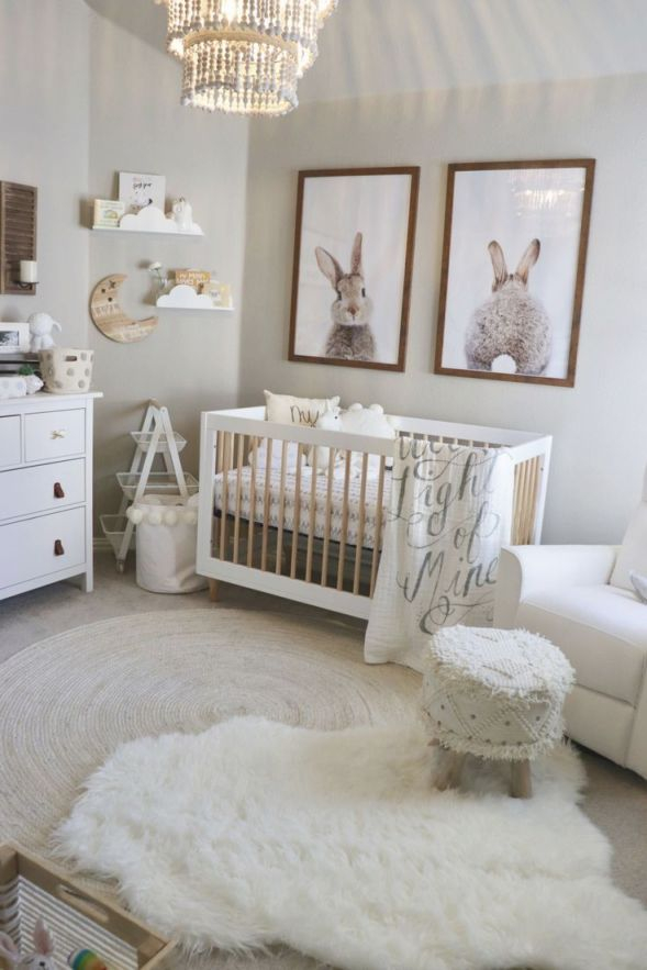 2018 Ideas For A Nursery Baby Room - Guest Bedroom throughout Baby Bedroom Decorating Ideas