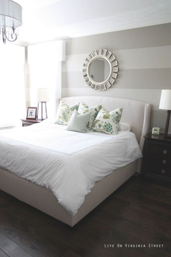 23 Best Grey Bedroom Ideas And Designs For 2020 in Bedroom Decorating Ideas Grey And White