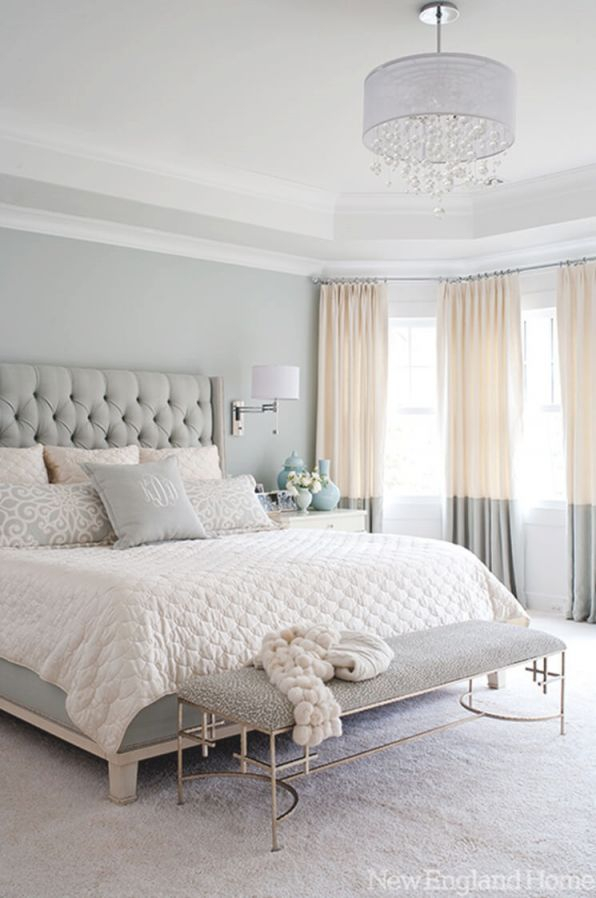 23 Best Grey Bedroom Ideas And Designs For 2020 Intended For Elegant Bedroom Decorating Ideas Grey And White Awesome Decors