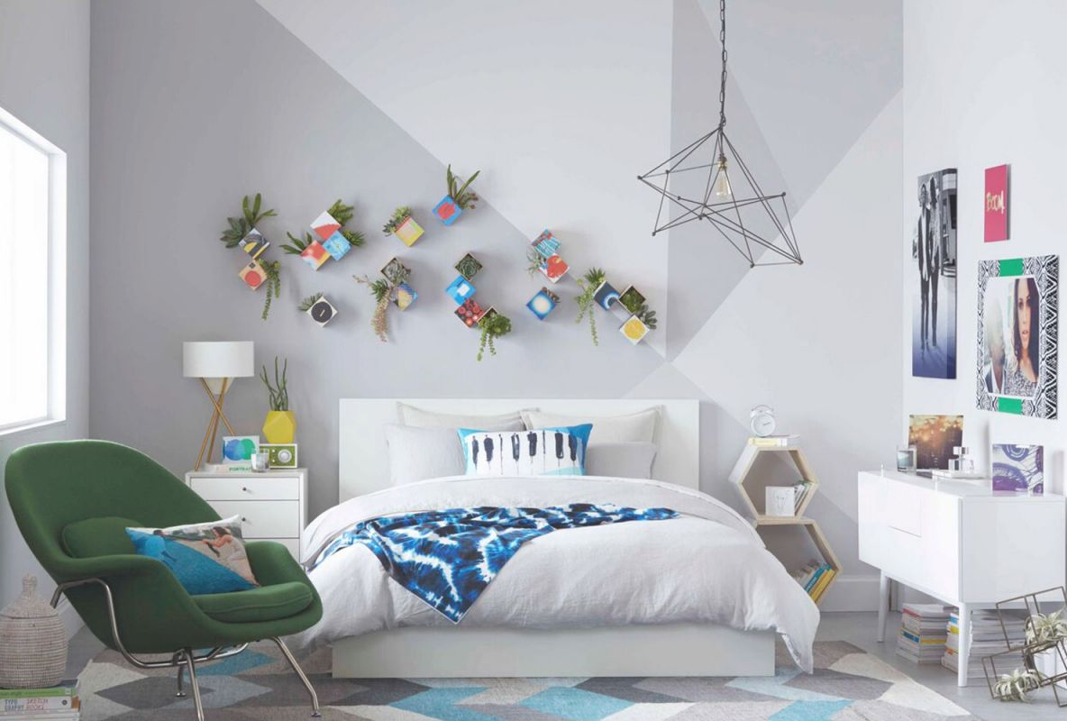 24 Diy Bedroom Decor Ideas To Inspire You (With Printables inside New Wall Decor Ideas For Bedroom Diy