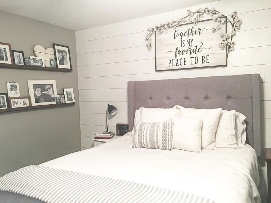 25+ Best Bedroom Wall Decor Ideas And Designs For 2020 for Wall Decoration Ideas For Bedrooms
