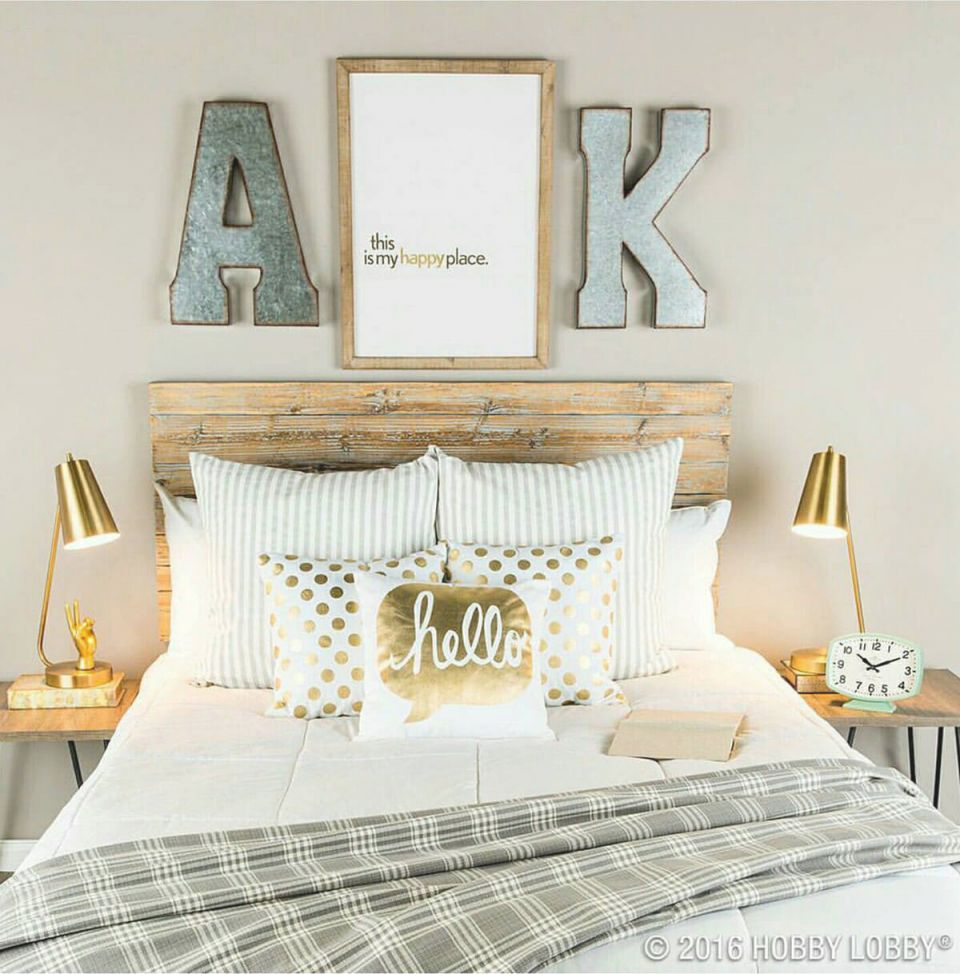 25+ Best Bedroom Wall Decor Ideas And Designs For 2020 inside Ideas To Decorate My Bedroom