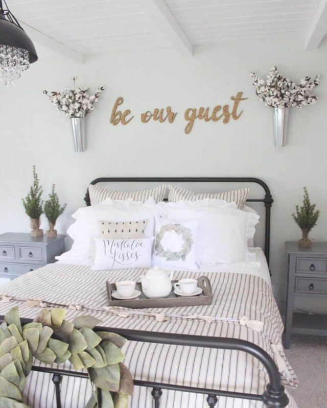 25+ Best Bedroom Wall Decor Ideas And Designs For 2020 regarding Wall Decoration Ideas For Bedrooms