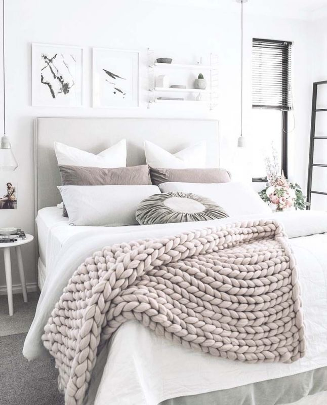 25 Insanely Cozy Ways To Decorate Your Bedroom For Fall within Unique Romantic Bedroom Decorating Ideas Pinterest