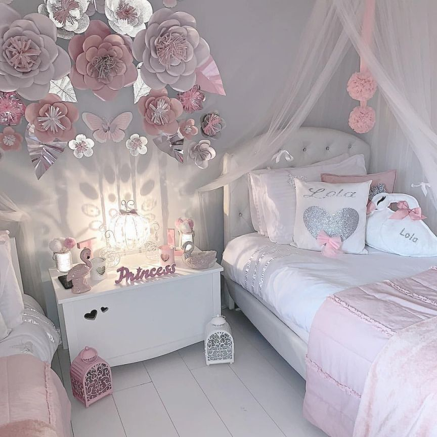 2,584 Likes, 145 Comments – Grey@141 (@greyat141) On regarding Best of Decoration Ideas For Little Girl Bedrooms
