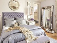 27 Creative Ways To Decorate Fantastic Feminine Glam Bedroom inside Lovely Feminine Bedroom Decorating Ideas