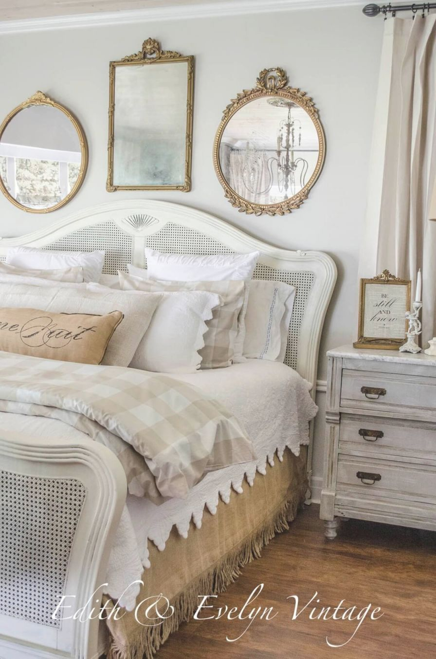 30 Best French Country Bedroom Decor And Design Ideas For 2020 with French Bedroom Decorating Ideas