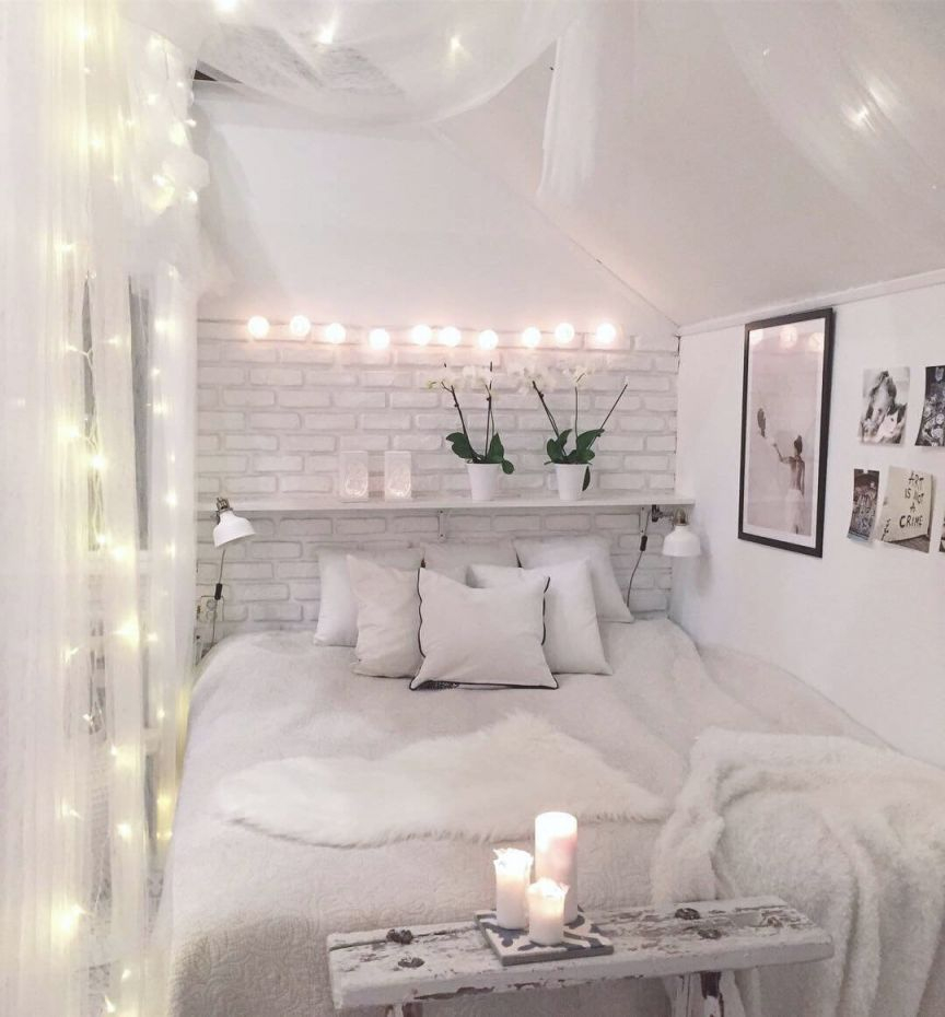 37 Best Small Bedroom Ideas And Designs For 2020 pertaining to Best of Decorating Ideas For Small Bedroom