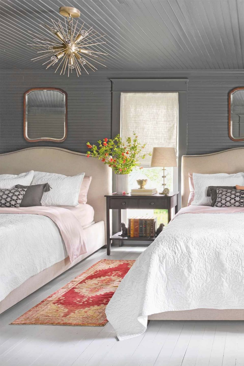 39 Guest Bedroom Pictures – Decor Ideas For Guest Rooms pertaining to Awesome Twin Bedroom Decorating Ideas
