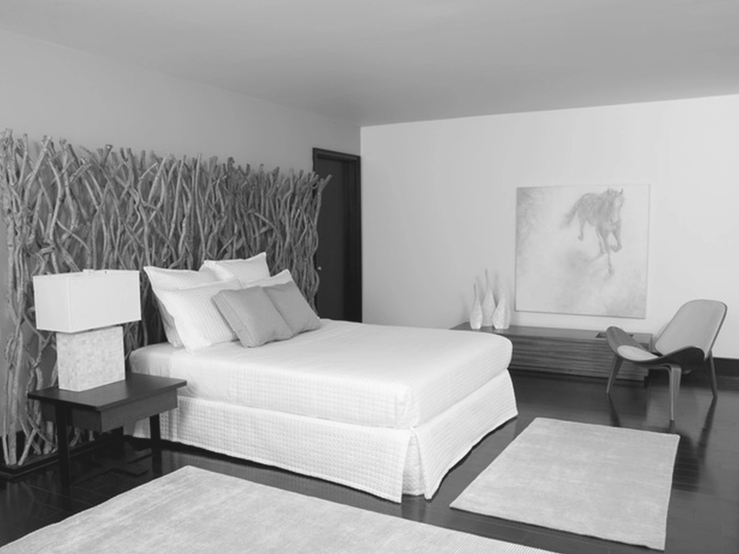 Elegant Bedroom Decorating Ideas Grey