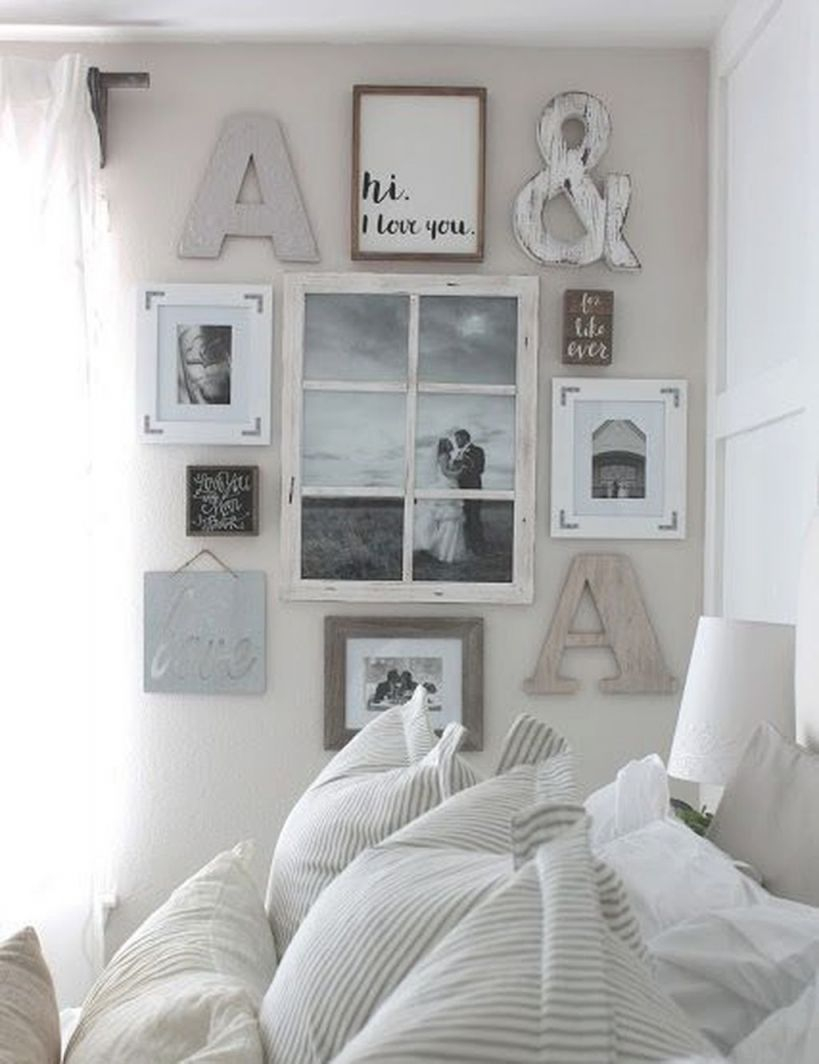 49 Lovely Master Bedroom Pictures Decor Ideas | Master in Master Bedroom Wall Decor Ideas
