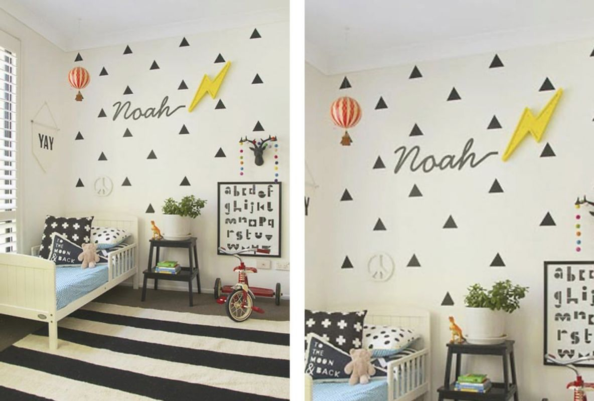 55 Cheerful Boys' Bedroom Ideas | Shutterfly with Inspirational Childrens Bedroom Decor Ideas