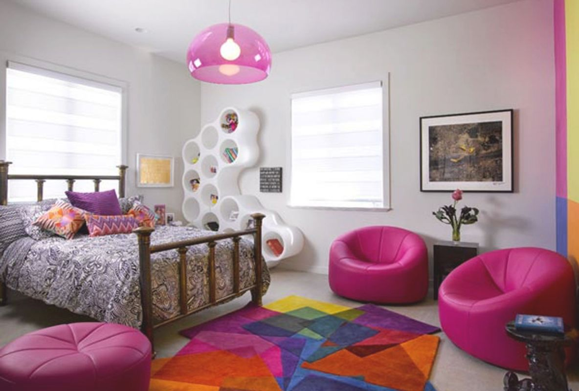 55 Delightful Girls' Bedroom Ideas | Shutterfly in Bedroom Decorating Ideas For Girls