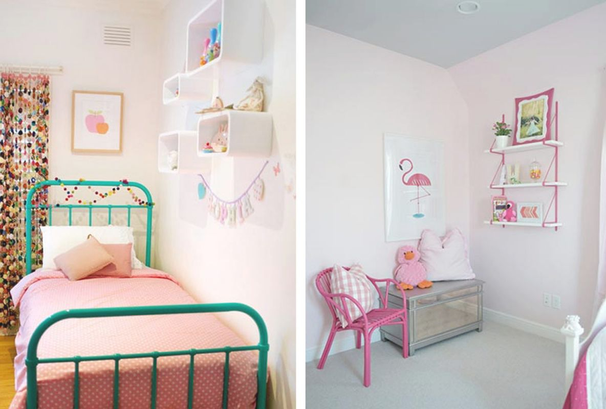 55 Delightful Girls' Bedroom Ideas | Shutterfly intended for Bedroom Decorating Ideas For Girls