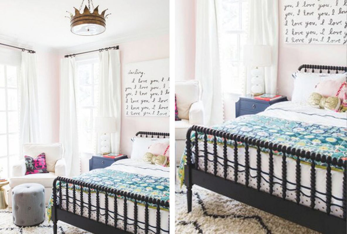 55 Delightful Girls' Bedroom Ideas | Shutterfly with regard to Best of Decoration Ideas For Little Girl Bedrooms