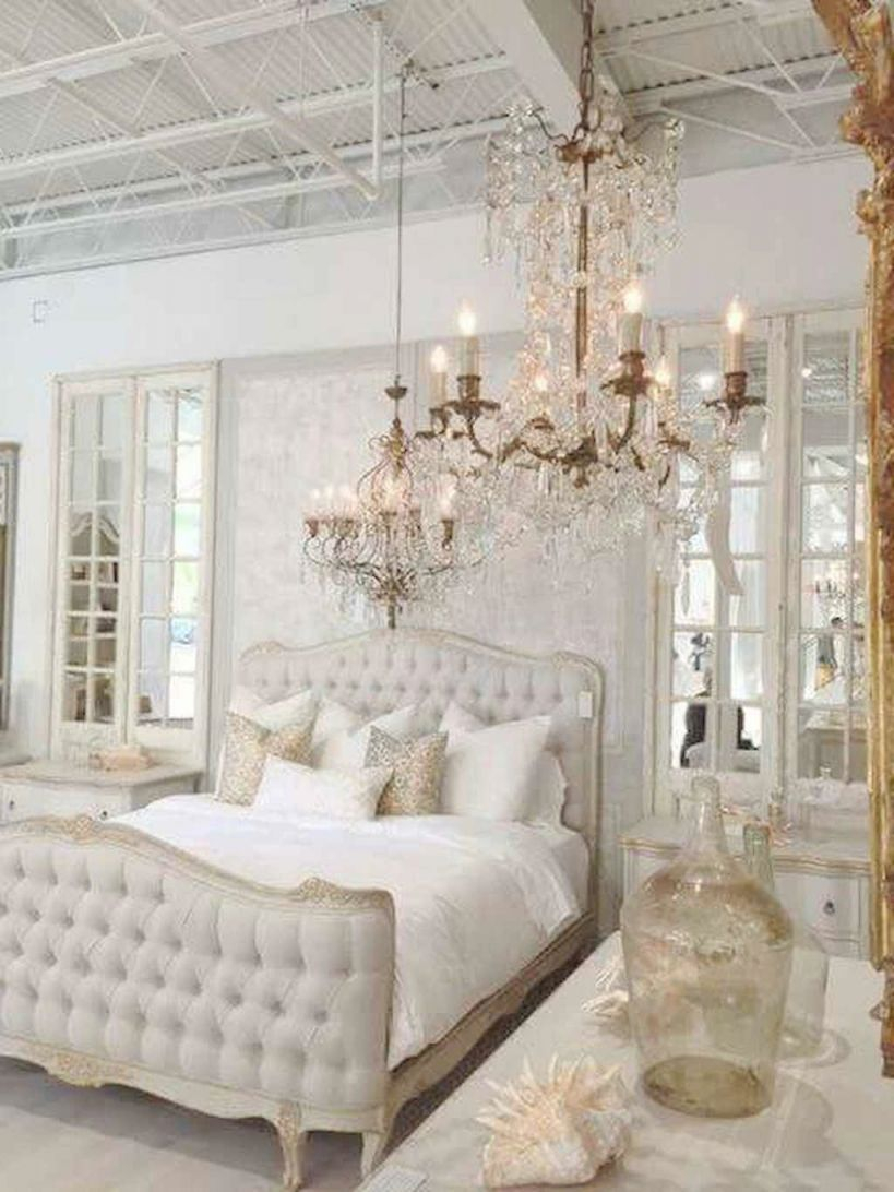 55 Simply French Country Bedroom Decorating Ideas with regard to Elegant French Bedroom Decorating Ideas