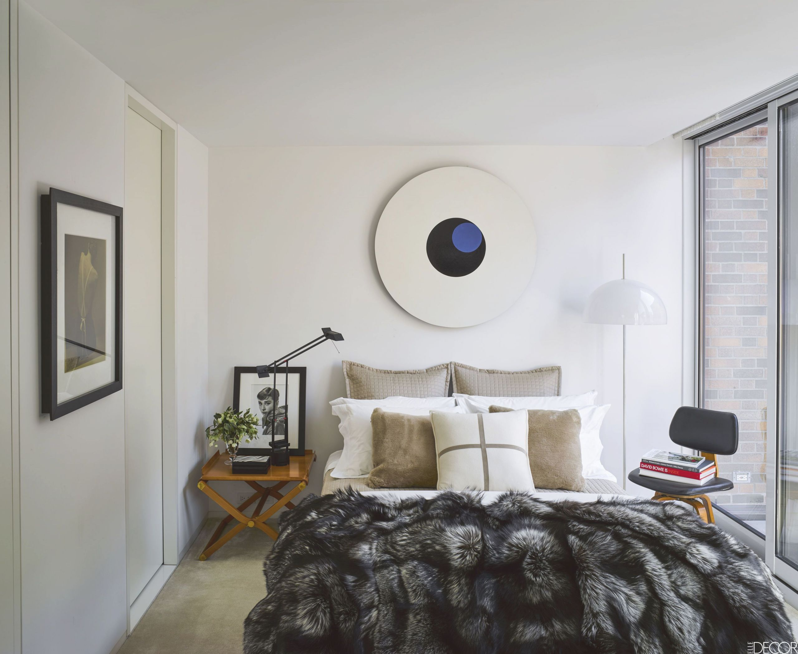 55 Small Bedroom Design Ideas – Decorating Tips For Small in Elegant Small Bedroom Decorating Ideas