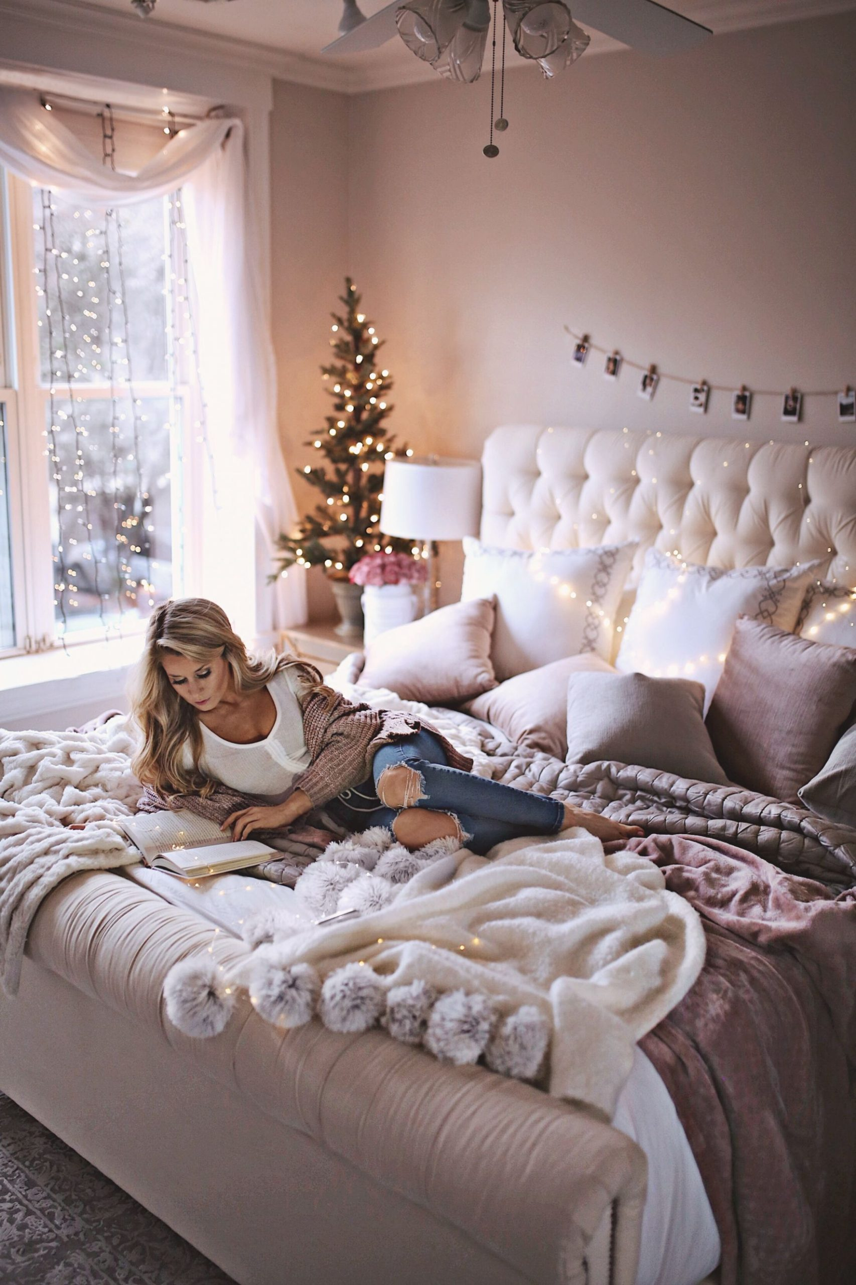 7 Holiday Decor Ideas For Your Bedroom – Welcome To Olivia Rink pertaining to Best of Ideas To Decorate My Bedroom