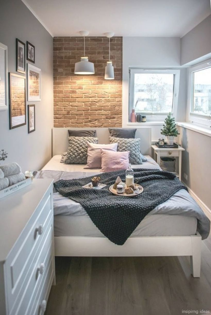 70 Small Bedroom Decorating Ideas | Home Bedroom, Bedroom regarding Small Bedroom Decorating Ideas