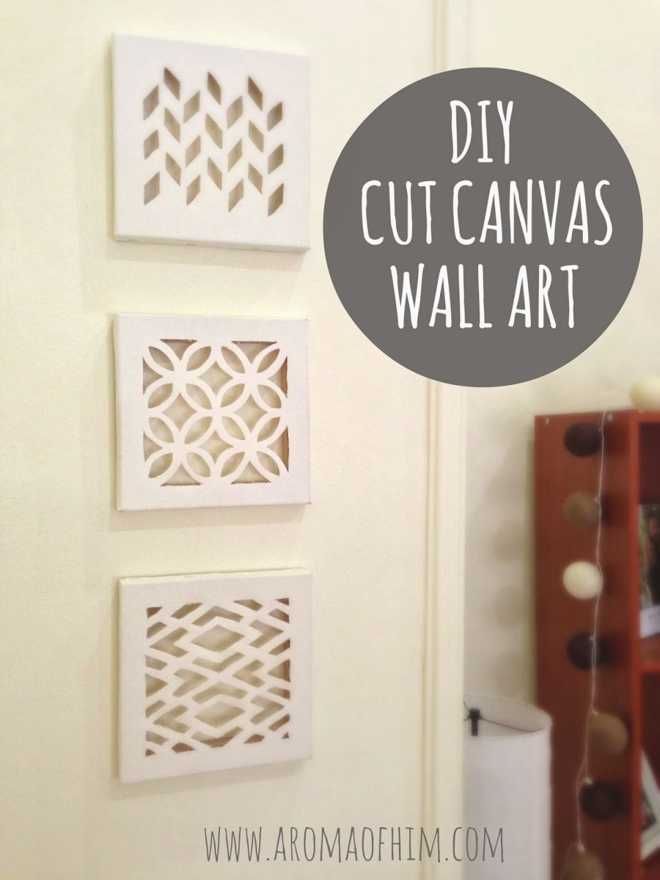 76 Diy Wall Art Ideas For Those Blank Walls within Wall Decor Ideas For Bedroom Diy