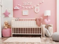 8 Joyful Nursery Decorating Ideas For Newborn Babies | Cbme within Luxury Baby Bedroom Decorating Ideas