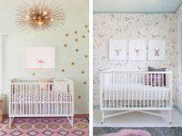 80+ Adorable Baby Girl Room Ideas | Shutterfly regarding Baby Bedroom Decorating Ideas