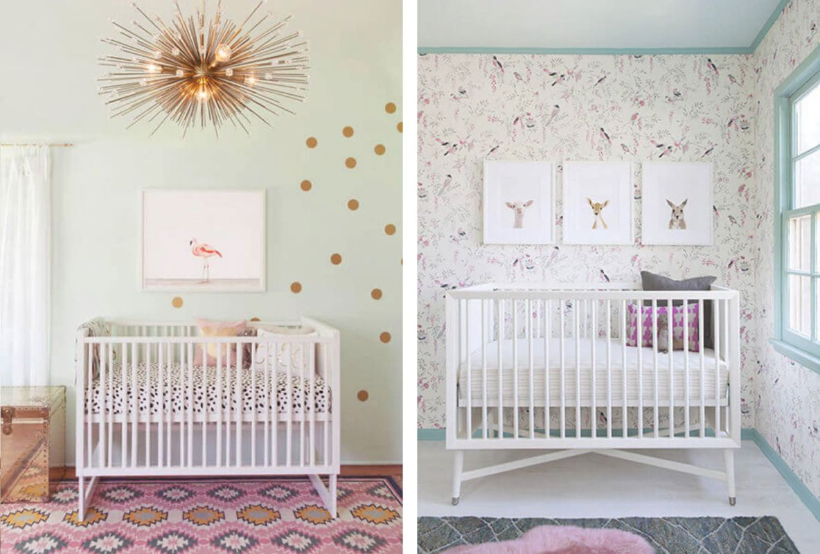 80+ Adorable Baby Girl Room Ideas | Shutterfly regarding Baby Bedroom Decorating Ideas