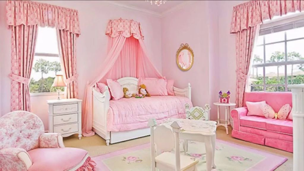 Baby Girls Bedroom Decorating Ideas throughout Beautiful Bedroom Decorating Ideas For Girls