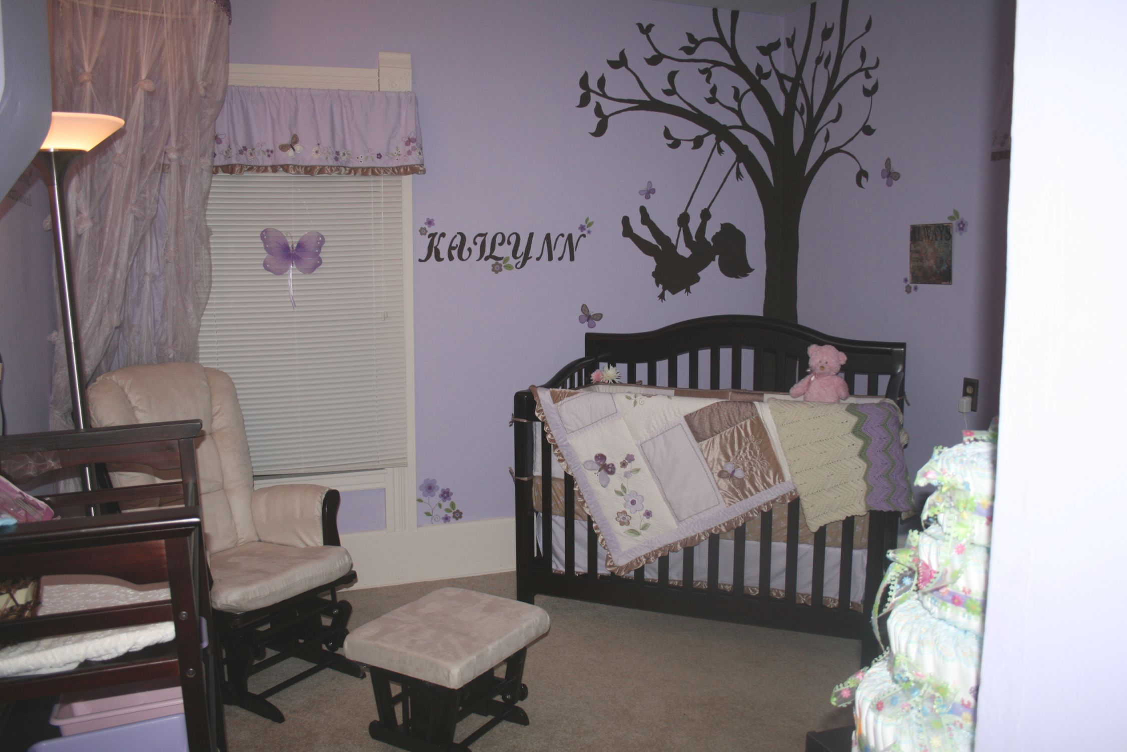 Baby Room Decorating Ideas For A Girl | Gestablishment Home regarding Baby Bedroom Decorating Ideas