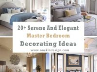 Bedroom : Beautiful Serene And Elegant Master Bedroom throughout Beautiful Master Bedroom Wall Decor Ideas
