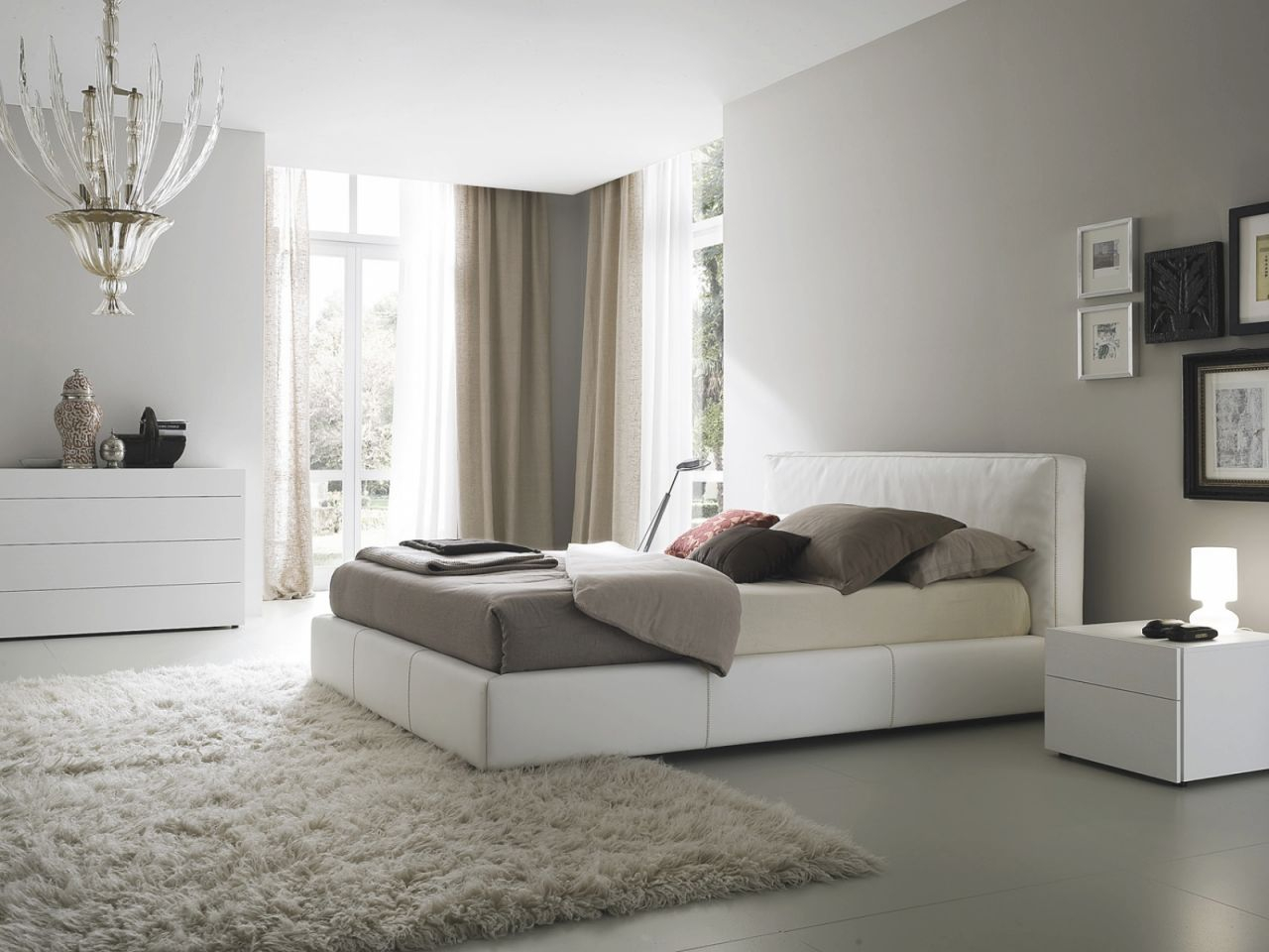 Bedroom Decorating Ideas Walls With Taupe Beige Gray Decor for Beautiful Taupe Bedroom Decorating Ideas