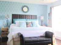Bedroom Ideas : Master Wall Decor Wallpaper Accent Easy within Master Bedroom Wall Decor Ideas