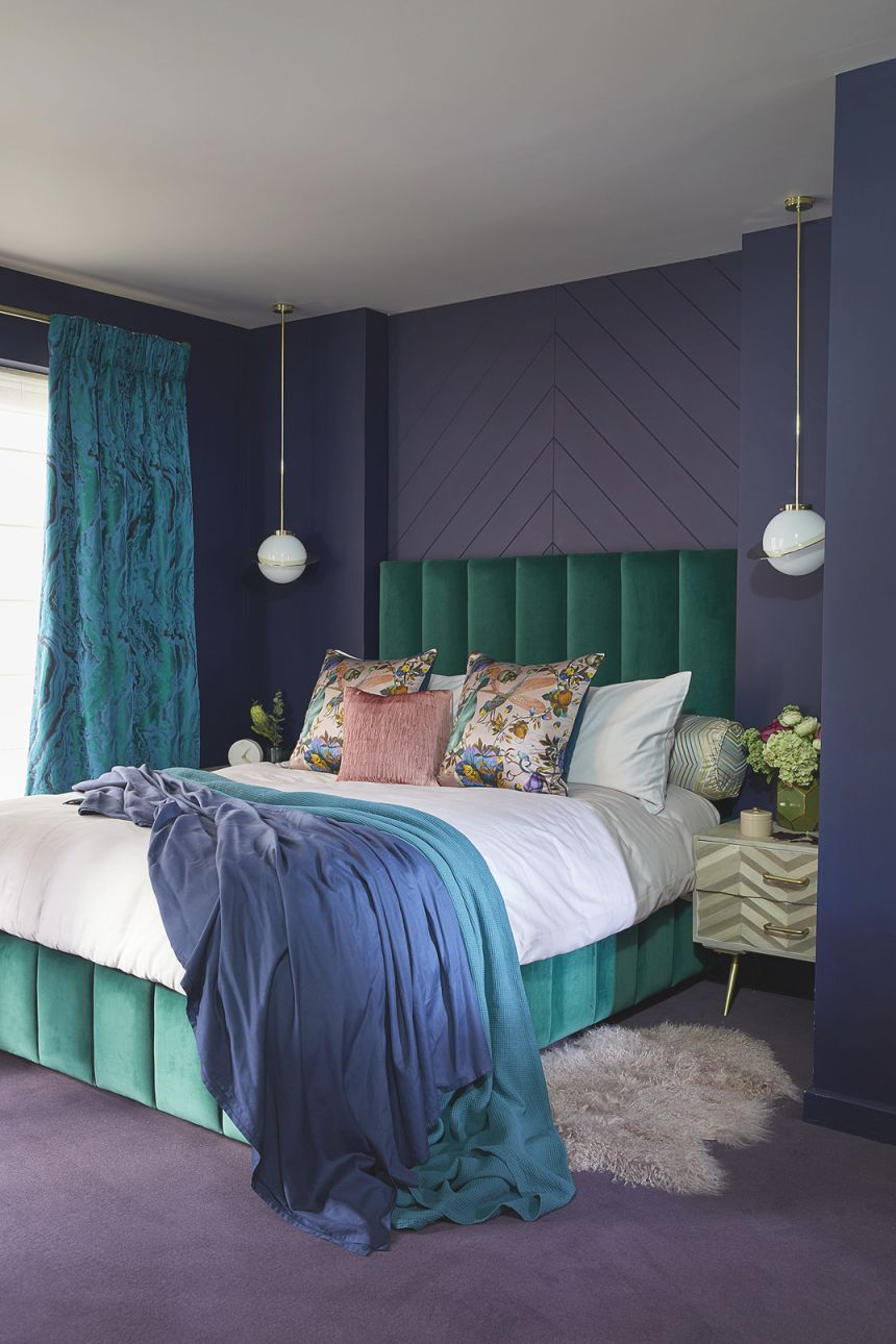 Bedroom Ideas : Take Look At These Awesome Blue And Green with Blue And Green Bedroom Decorating Ideas
