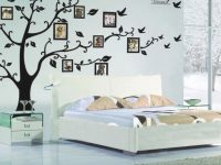 Bedroom Wall Designs Ideas : Change Look Of The Bedroom for Wall Decoration Ideas For Bedrooms