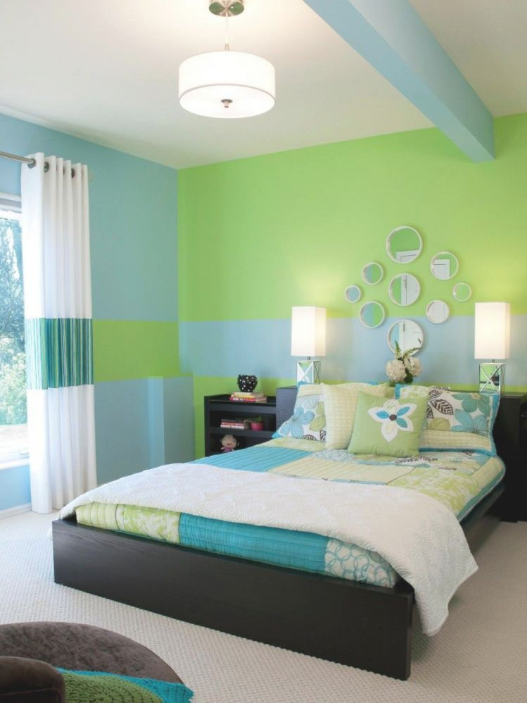 Bedroom. Wonderful Bedroom Decorating Ideas For Teenage intended for Blue And Green Bedroom Decorating Ideas
