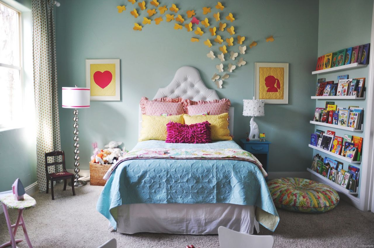 Big Girl Bedroom Ideas intended for Beautiful Bedroom Decorating Ideas For Girls