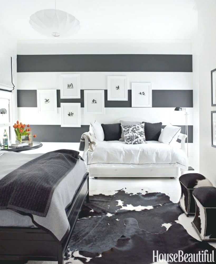 Black And White Room Decor – Tokyoai.co intended for Elegant Bedroom Decorating Ideas Grey And White