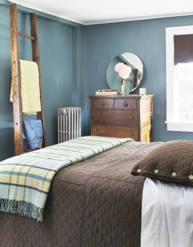 Blue And Brown Bedroom Ideas, Decorating With Pale Blue for Inspirational Blue And Green Bedroom Decorating Ideas