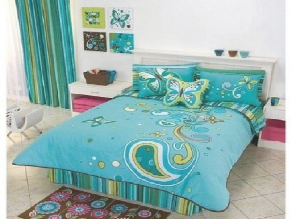 Blue Green Bedrooms, Blue And Green Girls Bedroom Blue And with Inspirational Blue And Green Bedroom Decorating Ideas