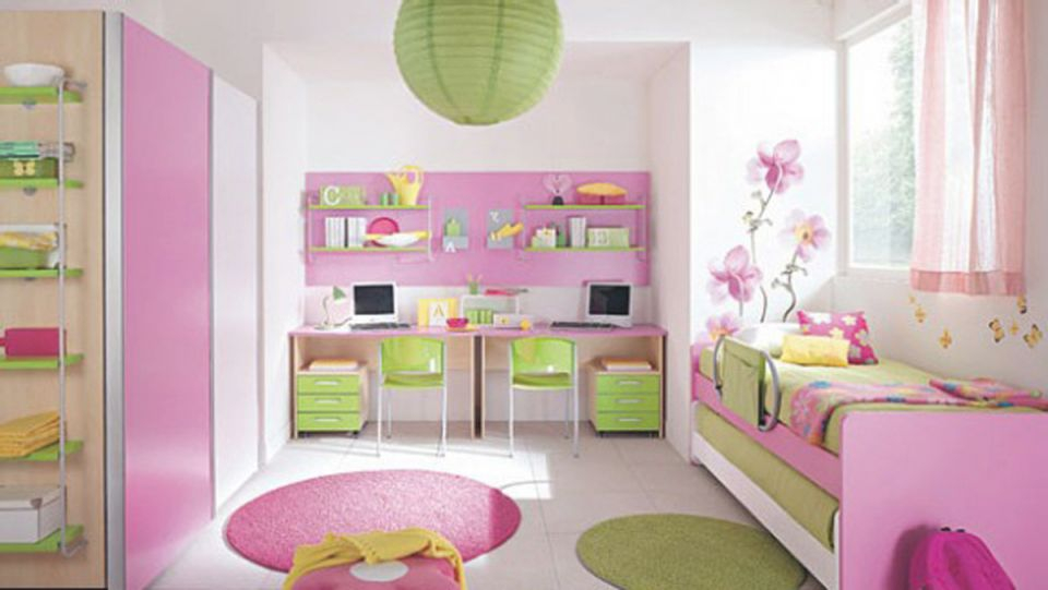 Childrens Bedroom Ideas – Home Interior Design 2016 with regard to Inspirational Childrens Bedroom Decor Ideas