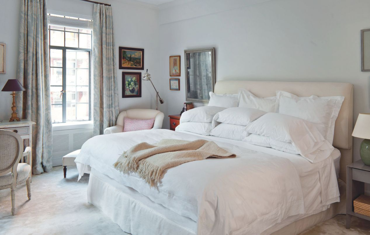 Cozy Bedrooms You'll Never Want To Leave | Apartment Therapy for Beautiful Taupe Bedroom Decorating Ideas