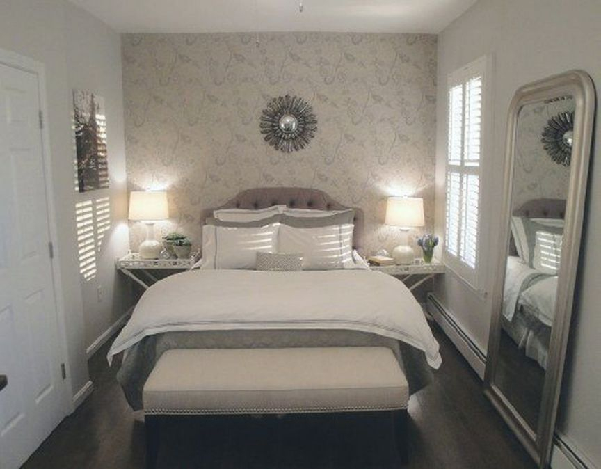 Cozy Small Bedroom Tips: 12 Ideas To Bring Comforts Into within Elegant Small Bedroom Decorating Ideas
