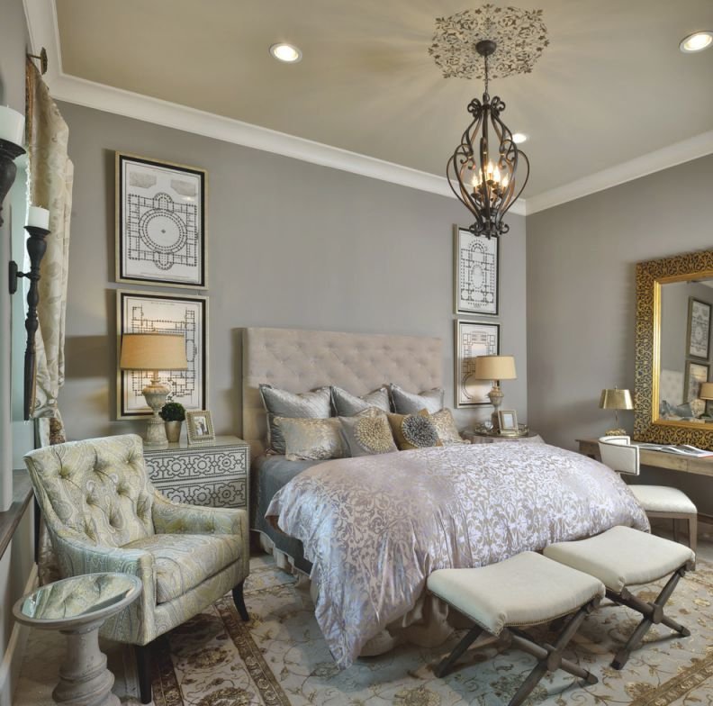Create A Luxurious Guest Bedroom Retreat On A Budget regarding Taupe Bedroom Decorating Ideas